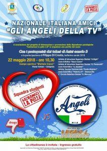 Il 22 Maggio Partita Del Cuore a Cerignola(Fg)