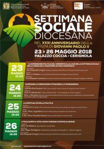 Settimana Pastorale Diocesana a Cerignola(Fg