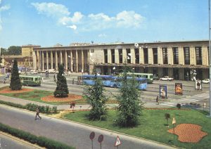Foggia,Stazione Ferroviaria(1)