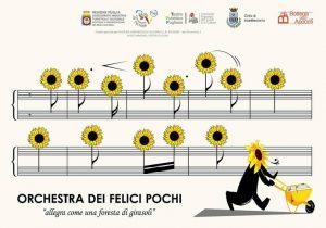 Iscrizioni aperte per l'Anno formativo 2020/21 dell'Orchestra dei Felici Pochi organizzato da Bottega degli Apocrifi - di Danila Paradiso-