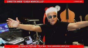 Marcello Cirillo Da''I Fatti Vostri''Al Web con Marcello Night In Onda Su Youtube -Di Cinzia Tattini-