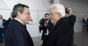 Draghi Al Quirinale