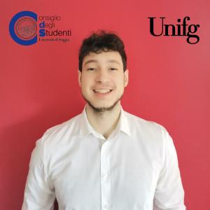 Mirko Bruno - Presidente del Consiglio degli Studenti