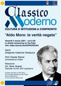 Il Viaggio Sulla Figura di Aldo Moro Fa Tappa A Sulmona Prosegue Iniziativa Regione Puglia Di;Redazione World News Web 24