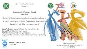 Interessanti Eventi Fra Laboratori di Emozioni,Cultura e Mondo Agricolo Organizzati Da Inner Wheel Valle Caudina Club Unesco e Rotary Club Cerignola Di;Mimmo Siena