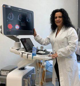 Foto Dott.ssa Grazia Casavecchia -  Comunicato Stampa n. 87 del 12 maggio 2021