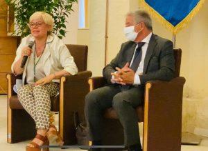 Distretto Biomedicale Del Salento Conferenza Stampa Alla Regione Puglia Di;Redazione World News Web 24