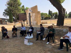 Presentata a Lucera La Rassegna''Estate Muse Stelle 2021''Presente Anche La Regione Puglia Di;Redazione World News Web 24