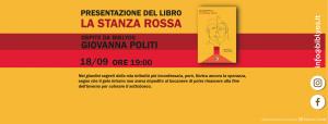 La Stanza Rossa Con Giovanna Politi