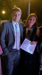 Grande successo della serata per la raccolta fondi, organizzata dall'Inner Wheel di Foggia Per L'Oncologia-Redazione World News Web 24-