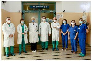 Eseguito All'Ospedale Di San Giovanni Rotondo Intervento Al Seno-Redazione World News Web 24-
