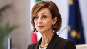 Marta Cartabia Min.Giustizia