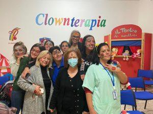 Dopo Un Anno e mezzo Pandemico a Foggia Ritornano I Dottori-Clown-Redazione World News 24-
