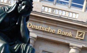 Deutsche bank risorge in Borsa: da -10% a +0,59% nel giro di un paio d'ore