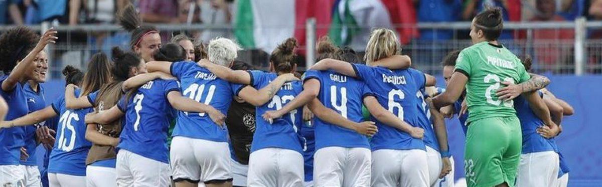 Stelle in campo: il primo podcast dedicato al calcio femminile italiano.