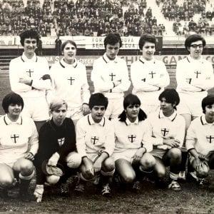 L'ACF Genova, vincitrice dello scudetto del 1968.