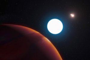 pianeta con tre soli