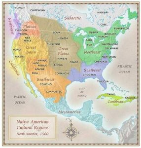 Regioni-NAtivi-Americani