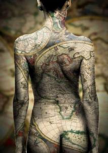 mappa donna 1