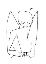 P. Klee, Angelo smemorato, 1939