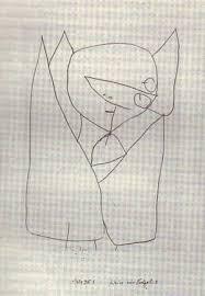 P. Klee, Crisi di un angelo, 1939