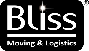Bliss Moving Logo