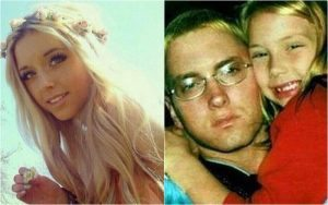 Hailie Mathers, la figlia di Eminem, sbarca sui social: lo stupore dei fan
