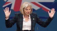 Theresa May annuncia elezioni anticipate l'8 giugno...
