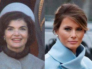 Melania come Jackie: nuove first lady crescono