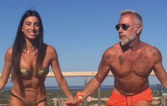 Gianluca-Vacchi-con-la-fidanzata-Giorgia-Gabriele-isola-12