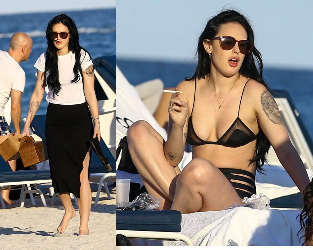 Rumer-Willis-Friends-Enjoy-A-Day-At-The-Beach-In-Miami-5-1