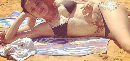 asia-argento-anna-lou-bikini-tatuaggi-2014-malta-instagram-1