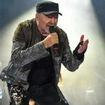 Italian singer-songwriter Vasco Rossi performs on stage at Olimpico Stadium in Rome, Italy, 11 June 2018. ANSA/ALESSANDRO DI MEO