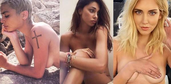 Elodie-Patrizi-Belen-Rodriguez-Chiara-Ferragni-Silvia-Provvedi-Justine-Mattera-Taylor-Mega-nudo-topless (1)