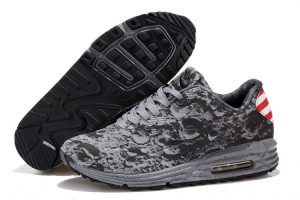best loved 1d79f 991df Nike-Air-Max-Lunar90-SP-Mens-Womens-Black-