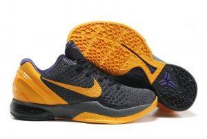 the latest c4a40 bbbaf nike-zoom-kobe-6-basketball-shoes-gray-orange