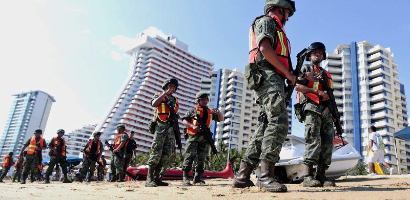 .-Scontri Acapulco. Detenuti e detenauti