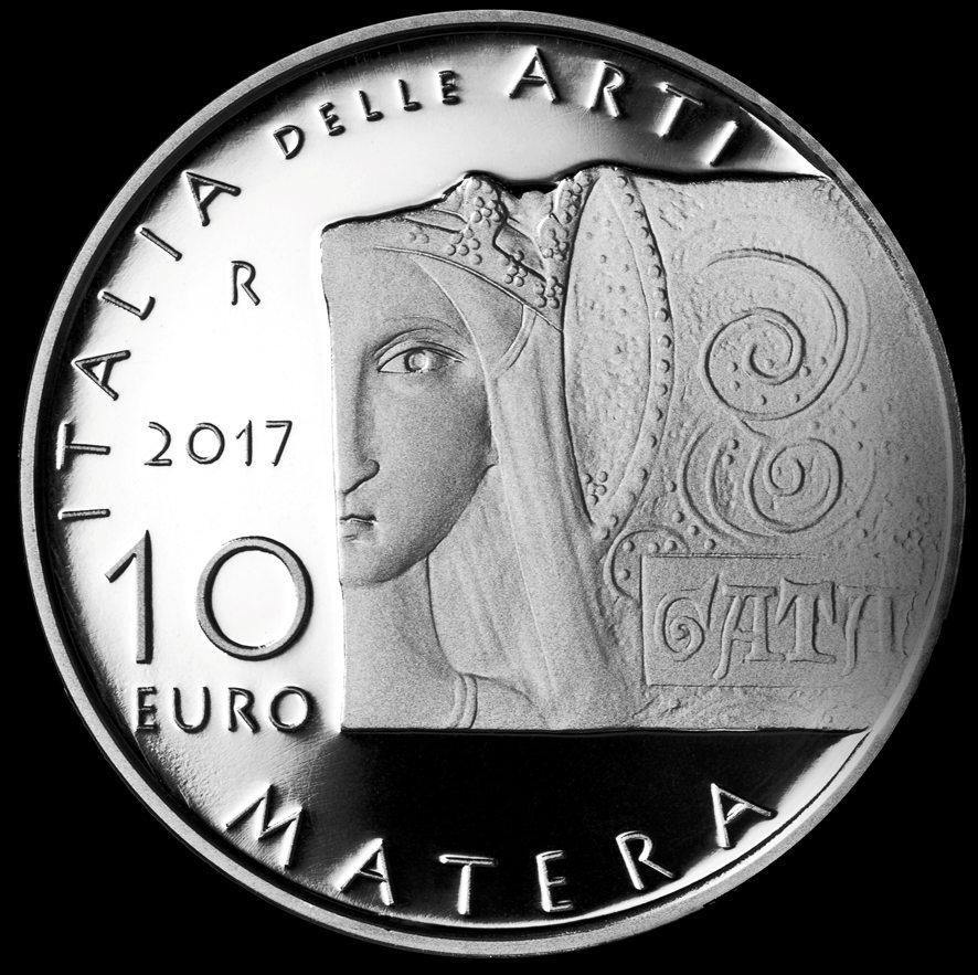 .- 10 Euro di Matera 2019