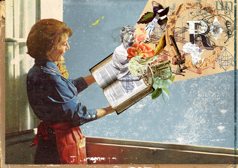 Arte e Collage Inopportuna discussione