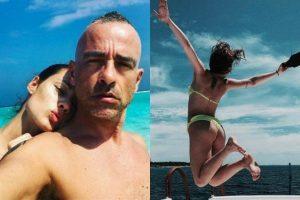 Aurora Ramazzotti alle Maldive: bik. ini se. xy e tuffi in un mare meraviglioso