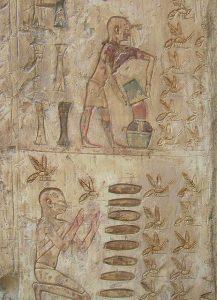 Tomb of Pasaba, Egitto