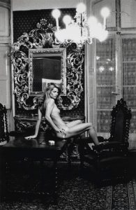Helmut-Newton,-Charlotte-Rampling-at-the-Hotel-Nord-Pinus,-Arles-1973_copyright-Helmut-Newton-Estate