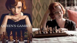 La regina degli scacchi -Netflix