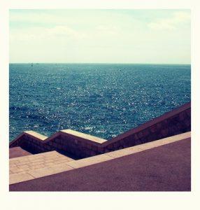 mare la promenade di Nizza