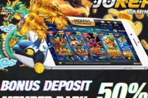 Slot joker388 online cukup mudah membantu