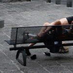 Panchina sesso in strada giovani