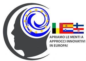 """ERASMUS+ Azione KA1 Mobilità dello Staff - """"APRIAMO LE MENTI A APPROCCI INNOVATIVI IN EUROPA!""""- CODICE ATTIVITA': 2018-1-IT02-KA101-046921"""