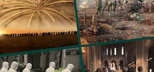 Il mondo è assillato da catastrofi