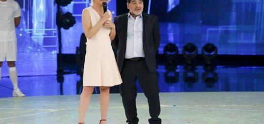 Maria De Filippi e Diego Armando Maradona_5AC0283_04155607