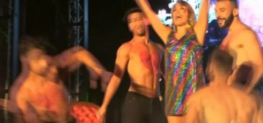 Barbara d Urso ospite d eccezione al Gay Village Fantasia_24133214